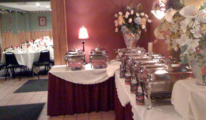 Private Parties - Bridal Showers - Danvers