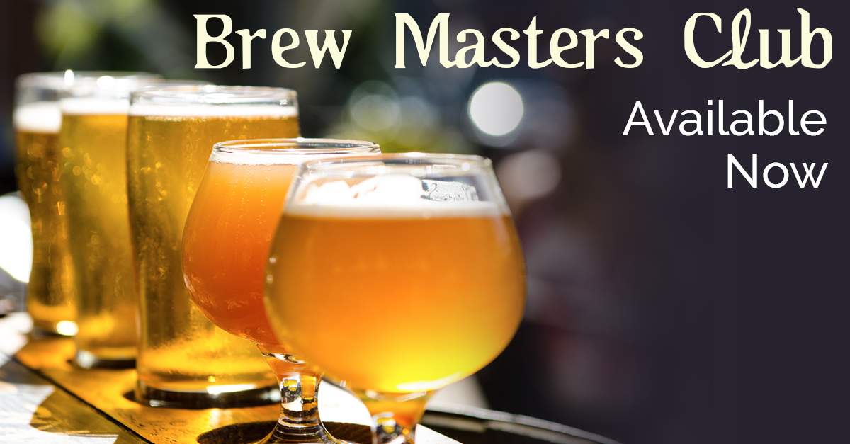 Craft Beer Brew Masters
